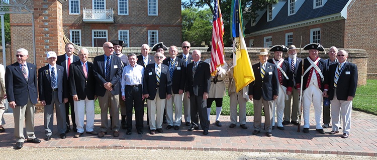 Memorial Day Ceremony 2014